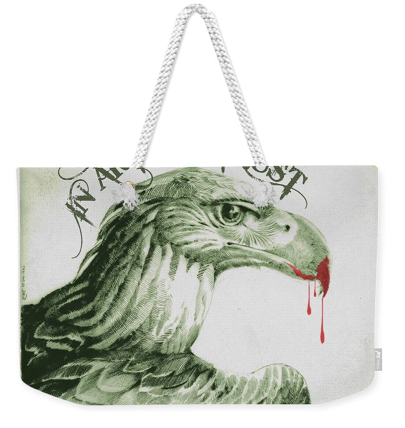 Rise In Art We Trust                                   - Weekender Tote Bag