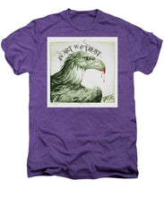 Rise In Art We Trust                                   - Men's Premium T-Shirt