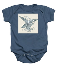 Rise In Art We Trust 2 - Baby Onesie