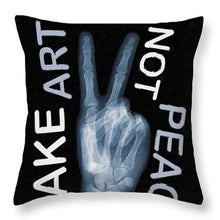 Rise Peace - Throw Pillow