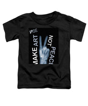 Rise Peace - Toddler T-Shirt