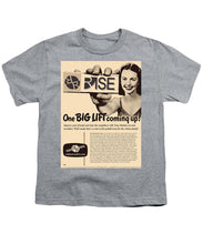 Rise Rubino 2 - Youth T-Shirt