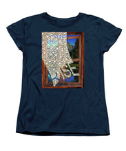 Rise Window - Women's T-Shirt (Standard Fit)