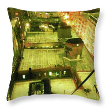 River View - Throw Pillow