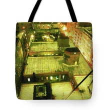 River View - Tote Bag