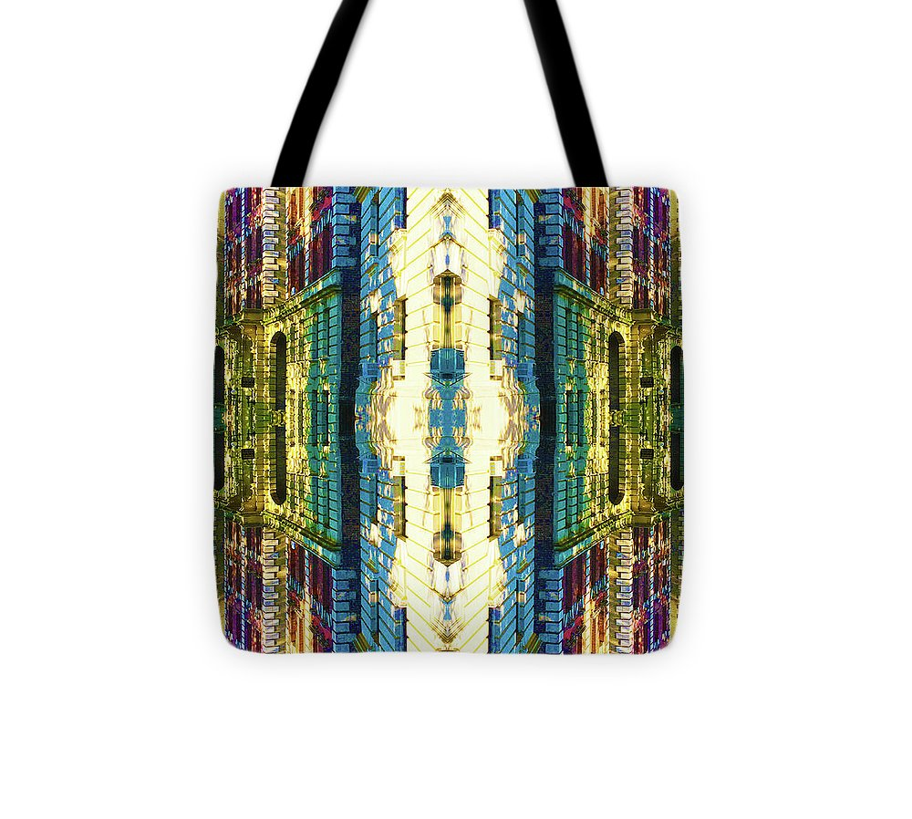 Riverside And 92nd - Tote Bag