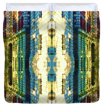 Riverside And 92nd - Duvet Cover