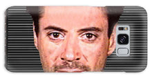 Robert Downey Jr Mug Shot 2001 Color - Phone Case
