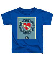 Rubino Blood Heart - Toddler T-Shirt