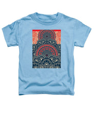Rubino Blue Zen Namaste - Toddler T-Shirt