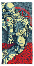 Rubino Float Astronaut - Beach Towel