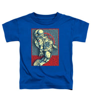 Rubino Float Astronaut - Toddler T-Shirt