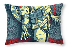 Rubino Float Astronaut - Throw Pillow
