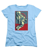 Rubino Float Astronaut - Women's T-Shirt (Standard Fit)
