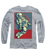 Rubino Float Astronaut - Long Sleeve T-Shirt