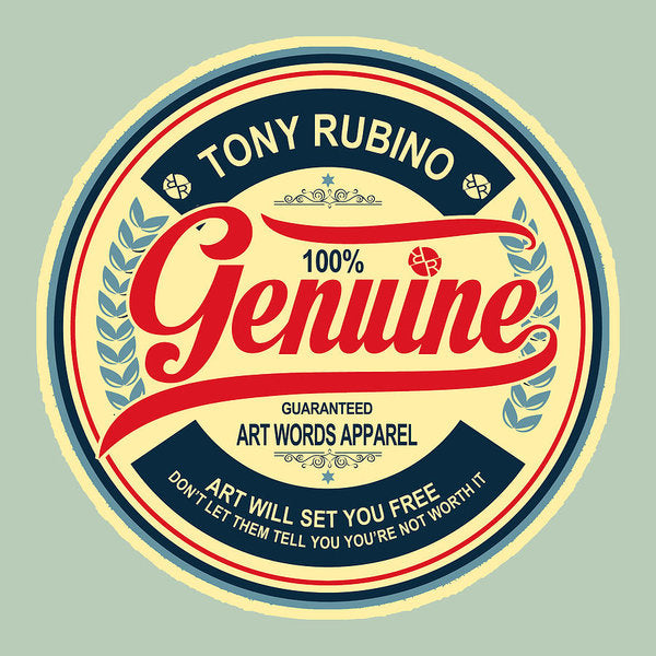 Rubino Genuine - Art Print