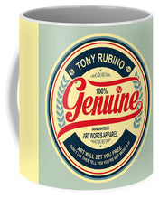 Rubino Genuine - Mug