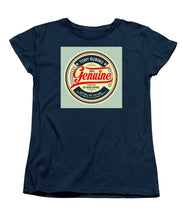 Rubino Genuine - Women's T-Shirt (Standard Fit)