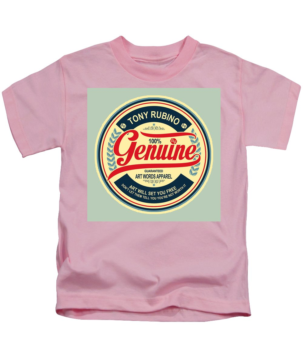 Rubino Genuine - Kids T-Shirt