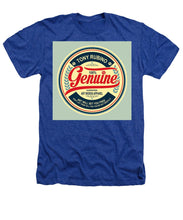 Rubino Genuine - Heathers T-Shirt