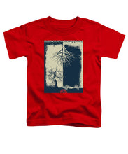 Rubino Grunge Tree - Toddler T-Shirt
