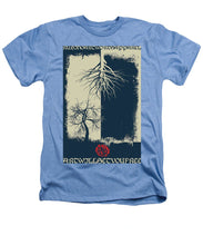 Rubino Grunge Tree - Heathers T-Shirt