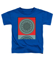 Rubino Indian Mandala - Toddler T-Shirt