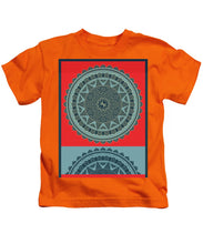 Rubino Indian Mandala - Kids T-Shirt