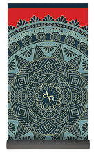 Rubino Indian Mandala - Yoga Mat