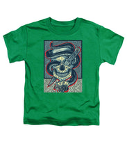 Rubino Logo Tattoo Skull - Toddler T-Shirt