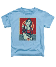Rubino Mandala Woman Cool - Toddler T-Shirt