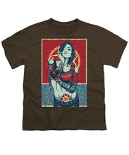 Rubino Mandala Woman Cool - Youth T-Shirt