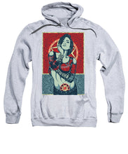 Rubino Mandala Woman Cool - Sweatshirt