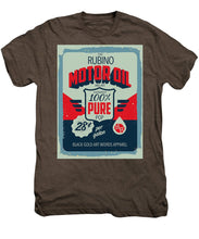 Rubino Motor Oil 2 - Men's Premium T-Shirt