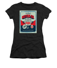 Rubino Motor Oil 2 - Women's T-Shirt (Athletic Fit)