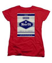 Rubino Motor Oil - Women's T-Shirt (Standard Fit)