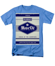 Rubino Motor Oil - Men's T-Shirt  (Regular Fit)