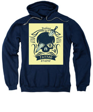 Rubino Motorcycle And Tattoo Skull - Sweatshirt