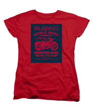 Rubino Motorcycle Club - Women's T-Shirt (Standard Fit)