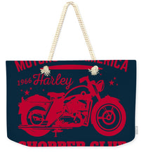 Rubino Motorcycle Club - Weekender Tote Bag