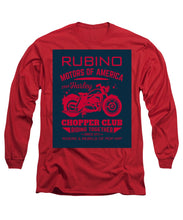 Rubino Motorcycle Club - Long Sleeve T-Shirt