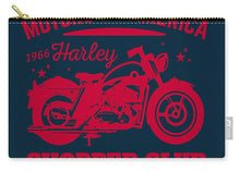Rubino Motorcycle Club - Carry-All Pouch