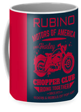 Rubino Motorcycle Club - Mug
