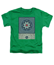 Rubino Outline Mandala - Toddler T-Shirt