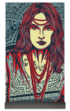 Rubino Red Lady - Yoga Mat