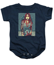 Rubino Red Lady - Baby Onesie