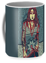 Rubino Red Lady - Mug