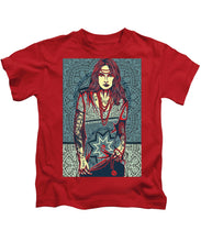 Rubino Red Lady - Kids T-Shirt