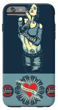 Rubino Rise She - Phone Case