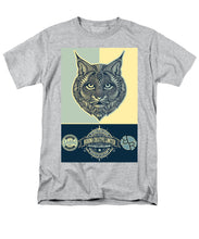 Rubino Spirit Cat - Men's T-Shirt  (Regular Fit)
